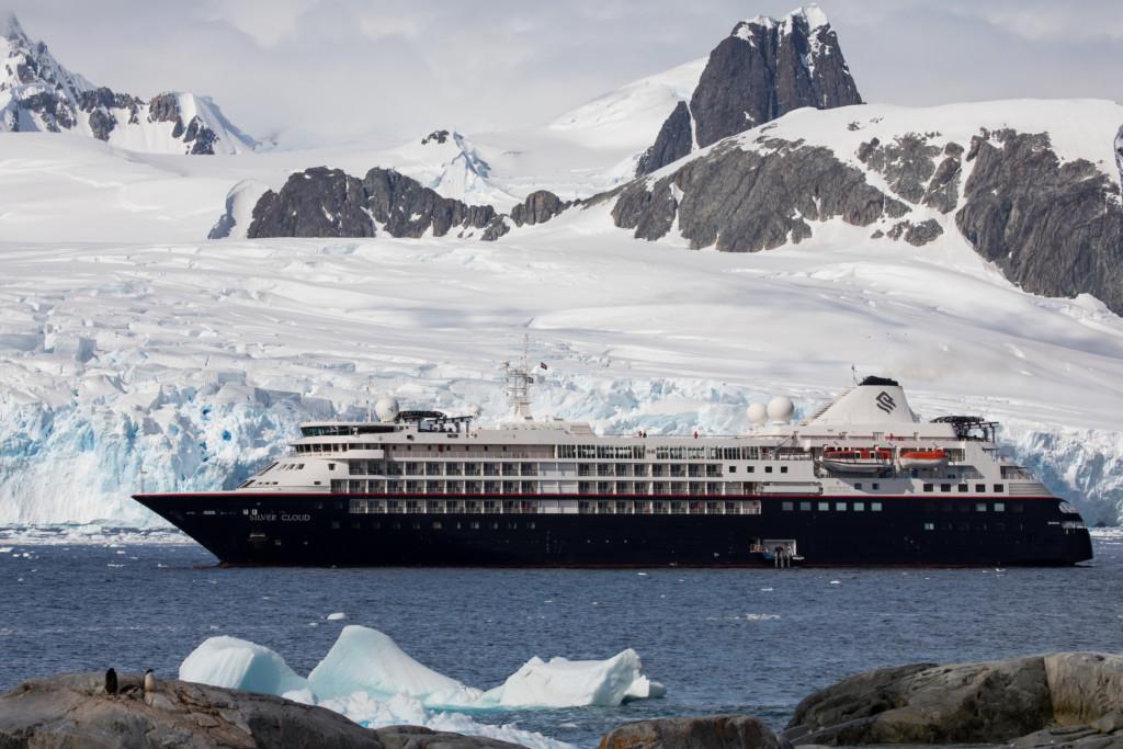 Silversea, Silver Cloud, Antarctica, Visit Antarctica, Trips to Antarctica, Cruises to Antarctica