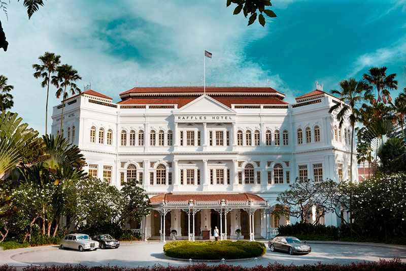 Culinary excellence coming to Raffles Singapore