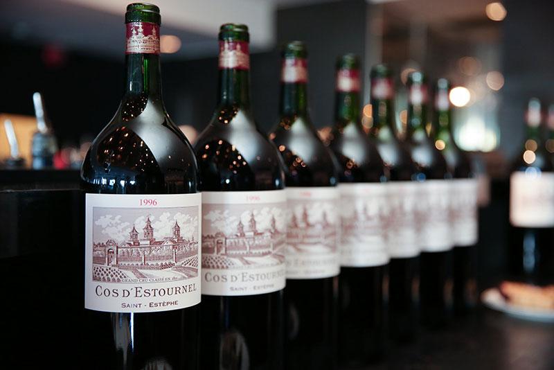 A day at the Château Cos d'Estournel winery, Bordeaux