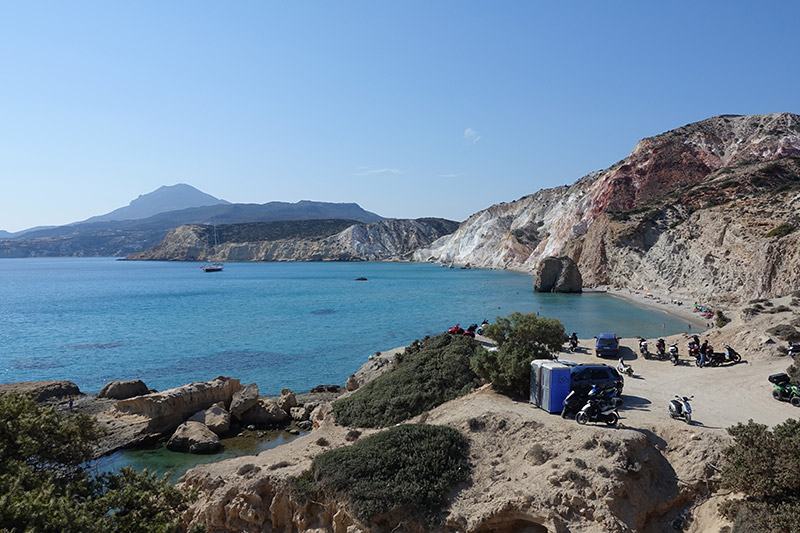 Guide to Milos, Greece   Vacations & Travel