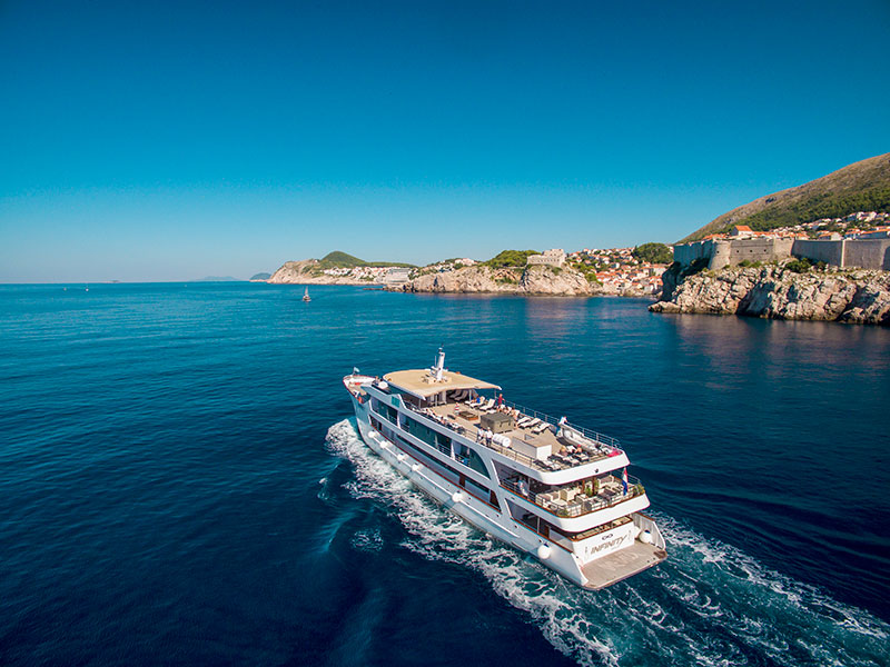 Cruise Croatia with Katarina Line
