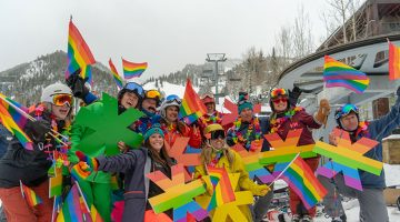 Fun and frivolity at Aspen's 42nd Gay Ski Week