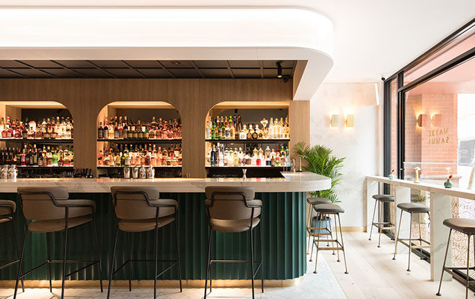 Maybe Sammy cocktail bar opens in Sydney