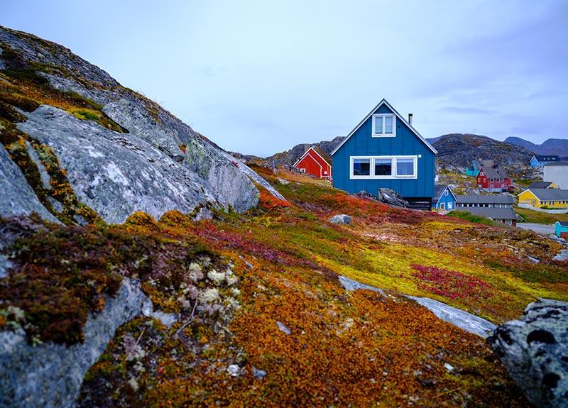 Greenland's Viking trail