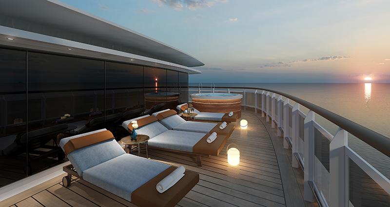 Regent Seven Seas Cruises release details about new next-level luxury Regent Suite