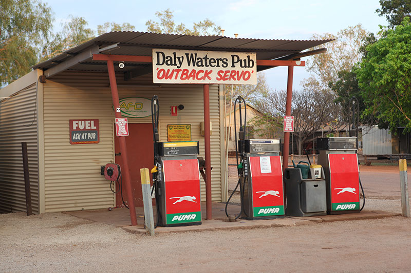 On ya bike: a road trip from Alice Springs to Darwin