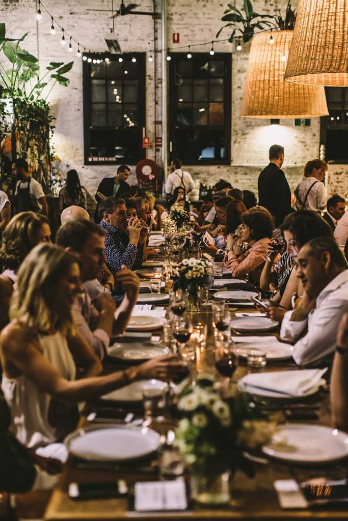 Orange F.O.O.D Week to kick off with a special event dinner in Sydney