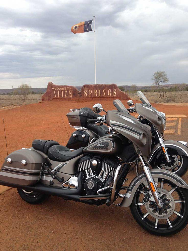 On ya bike: a road trip from Port Augusta to Darwin