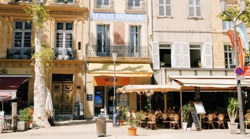 In the footsteps of Paul Cézanne