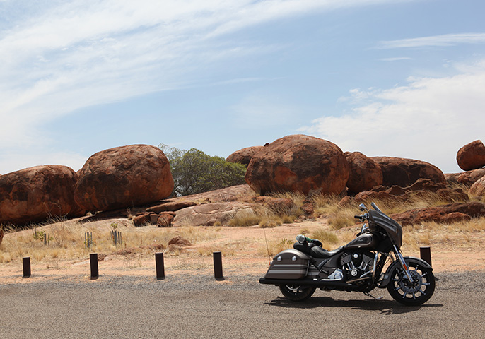 On ya bike: a road trip from Alice Springs to Darwin