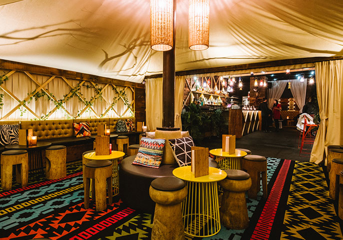 Melbourne's Pōlepōle to host a Glamping Dinner and Tanzanian Safari Experience in March