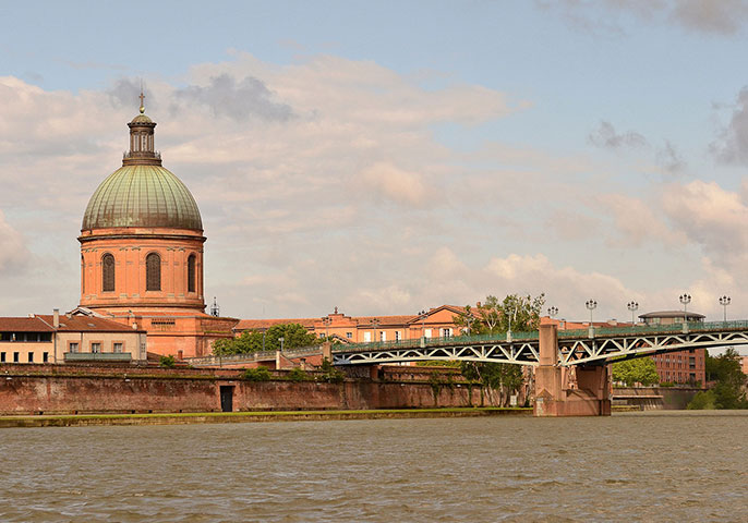 Toulouse: a weekend in France's 'Pink City'