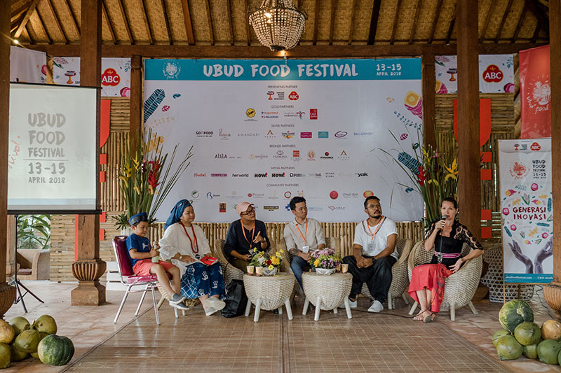 Ubud Food Festival returns this April