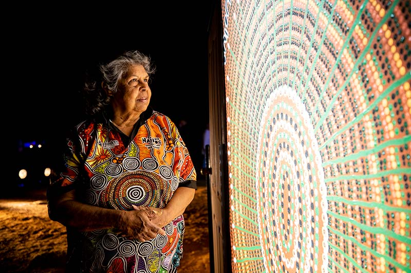 Parrtjima Festival returns to Alice Springs
