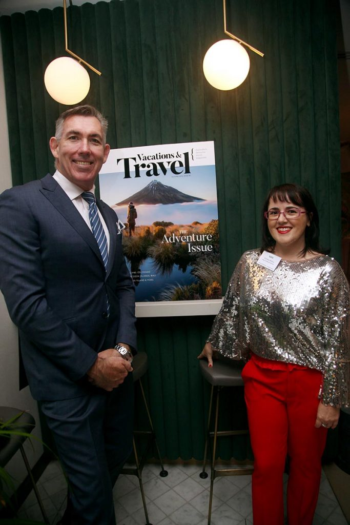 Introducing the new look Vacations & Travel magazine