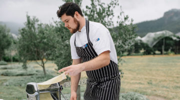 A Little Bit of Italy in Broke: the Mediterranean meets the Hunter Valley