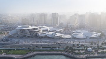 National Museum of Qatar now open