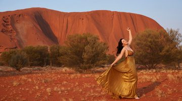 Opera at Uluru: Opera Australia to perform a one-off concert at Uluru this year