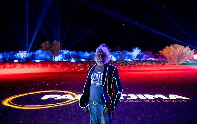 Parrtjima Festival returns to Alice Springs