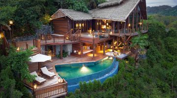 The View, Six Senses Yao Noi: a next-level luxury villa in Thailand