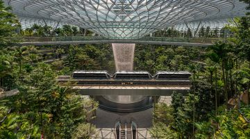 Jewel Changi Airport: Singapore's new lifestyle complex