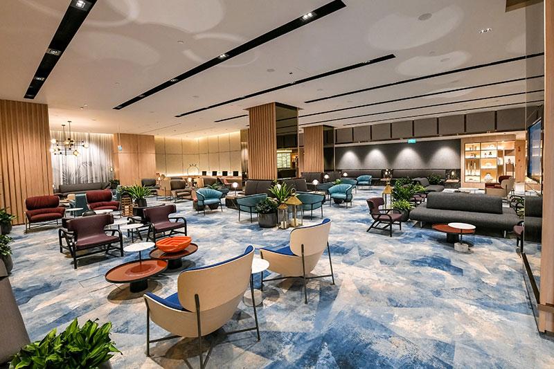 Jewel Changi Airport: Singapore's new lifestyle complex