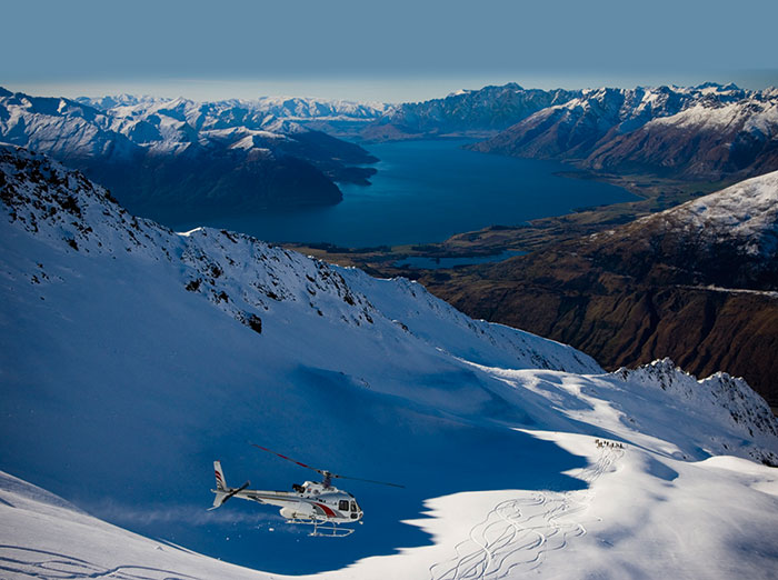 High and mighty: Skiing in Wanaka and Queenstown