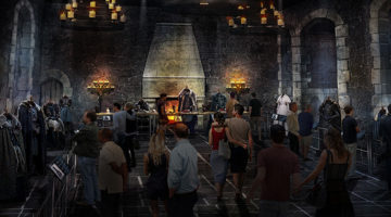 An Official Game of Thrones Studio Tour is opening