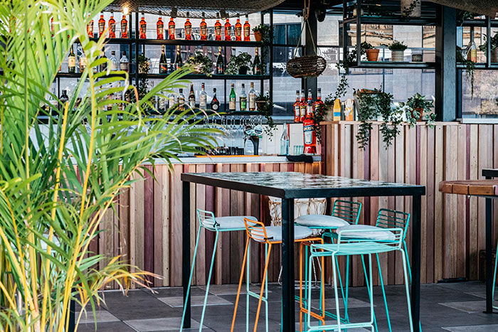 Bar Ombré: Sydney's stylish new harbour-view bar