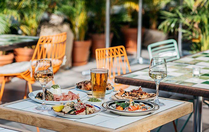 Bar Ombré: Sydney's stylish new harbour-view bar