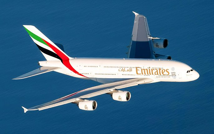 Emirates completes fleet refurbishment
