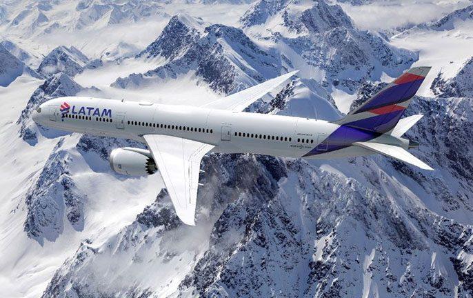 LATAM announces direct flights from Santiago to Sydney