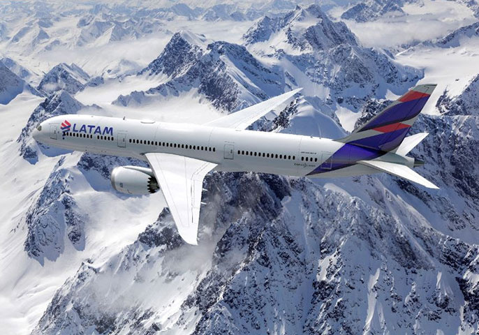 LATAM announces direct flights from Santiago to Sydney
