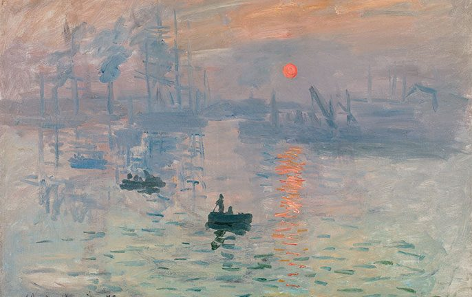Monet: Impression Sunrise coming to the NGA