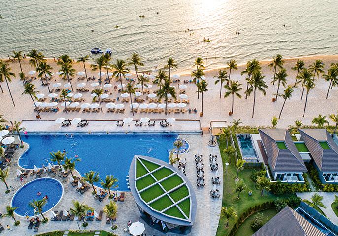 Novotel Phu Quoc: a five-star beachside resort