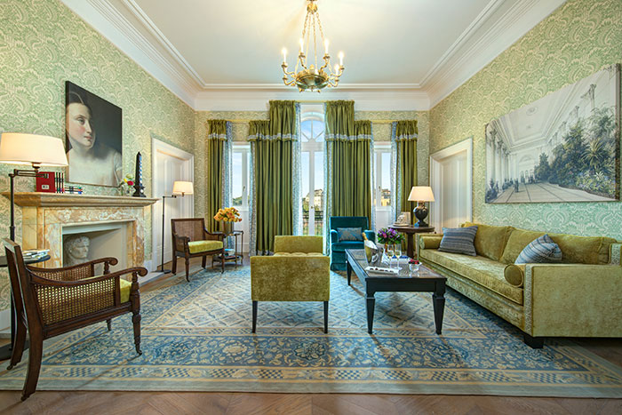 Luxury and charm: Hotel de la Ville opens in Rome