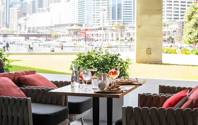 Planar review: modern dining in Darling Harbour