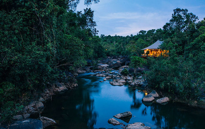 Call of the wild: Shinta Mani Wild, Cambodia