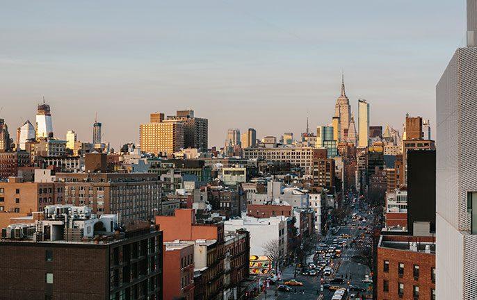 Sister City NYC