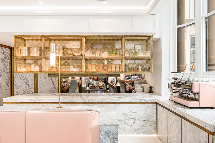 Reign QVB: Sydney's new champagne bar