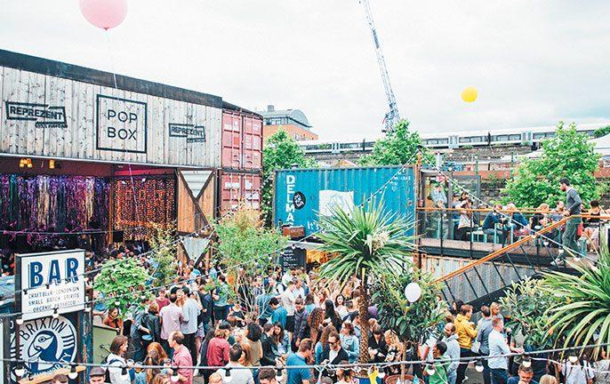 London Pocket Precincts: the best of London
