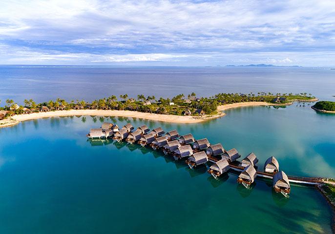 Premium Overwater Villas At Fiji Marriott Resort Momi Bay