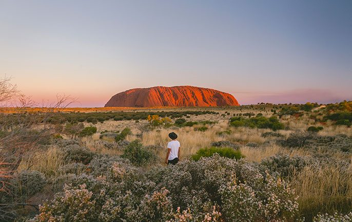 Uluru: rock of ages