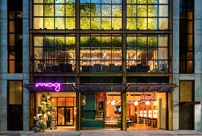 Tried & Tested: Moxy Chelsea, NYC