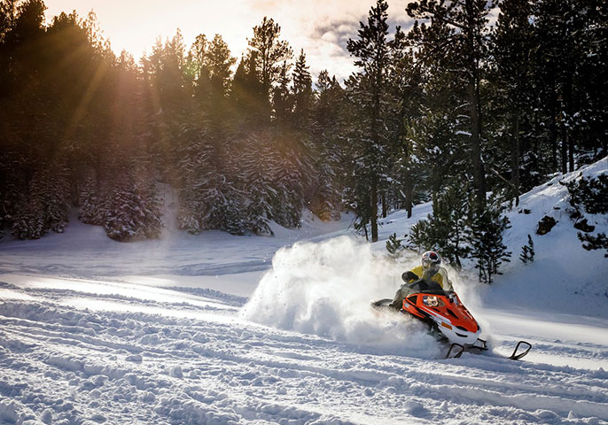 What to do in the Great American West in winter