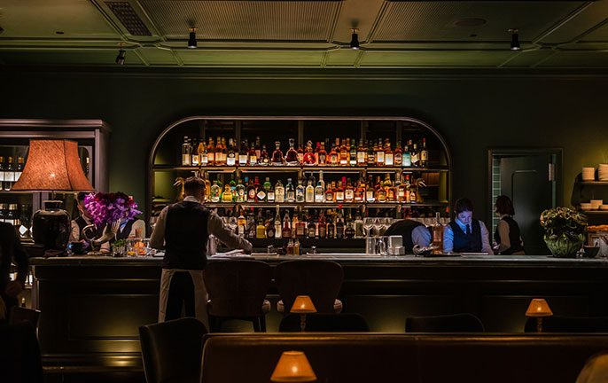 Experience 1920s Paris at Little Felix