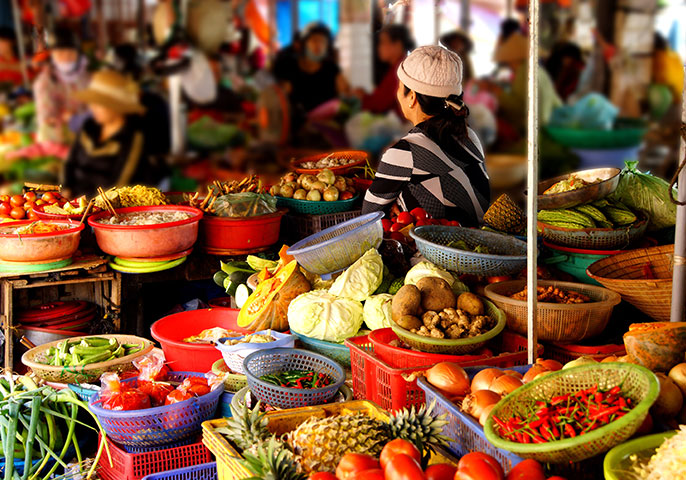 A guide to markets in Vietnam