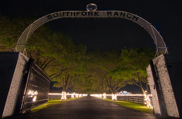 You can now stay in the Southfork Ranch