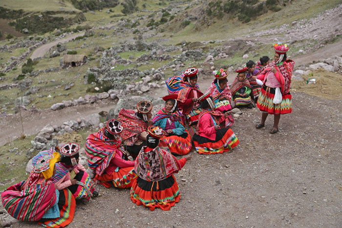 Take the path less travelled to Machu Picchu