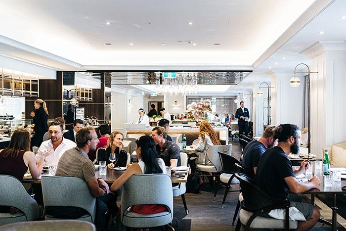 Kitchens on Kent: Sydney's new luxury buffet